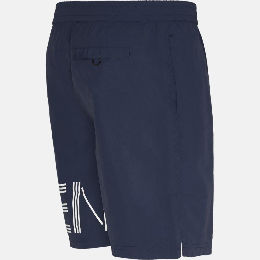 5BA208 - Shorts - Regular fit - BLÅ - 3