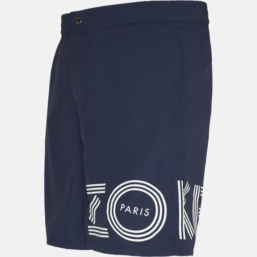 5BA208 - Shorts - Regular fit - BLÅ - 4