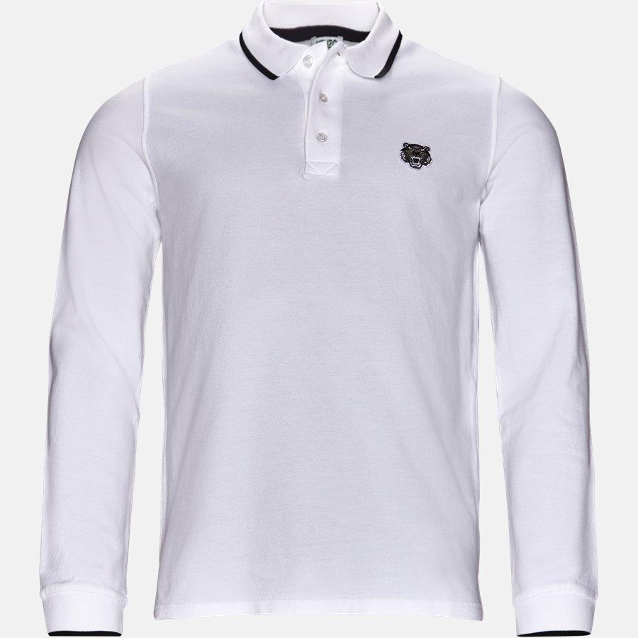 5PO101 - T-shirt - T-shirts - Regular fit - HVID - 1