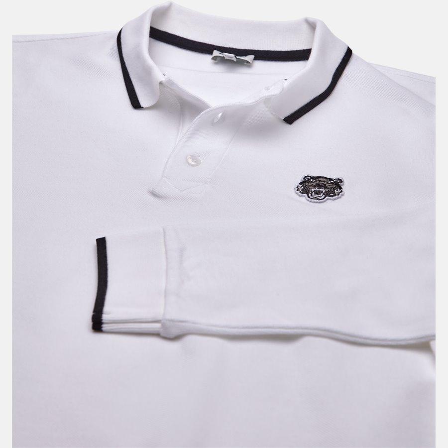 5PO101 - T-shirt - T-shirts - Regular fit - HVID - 3