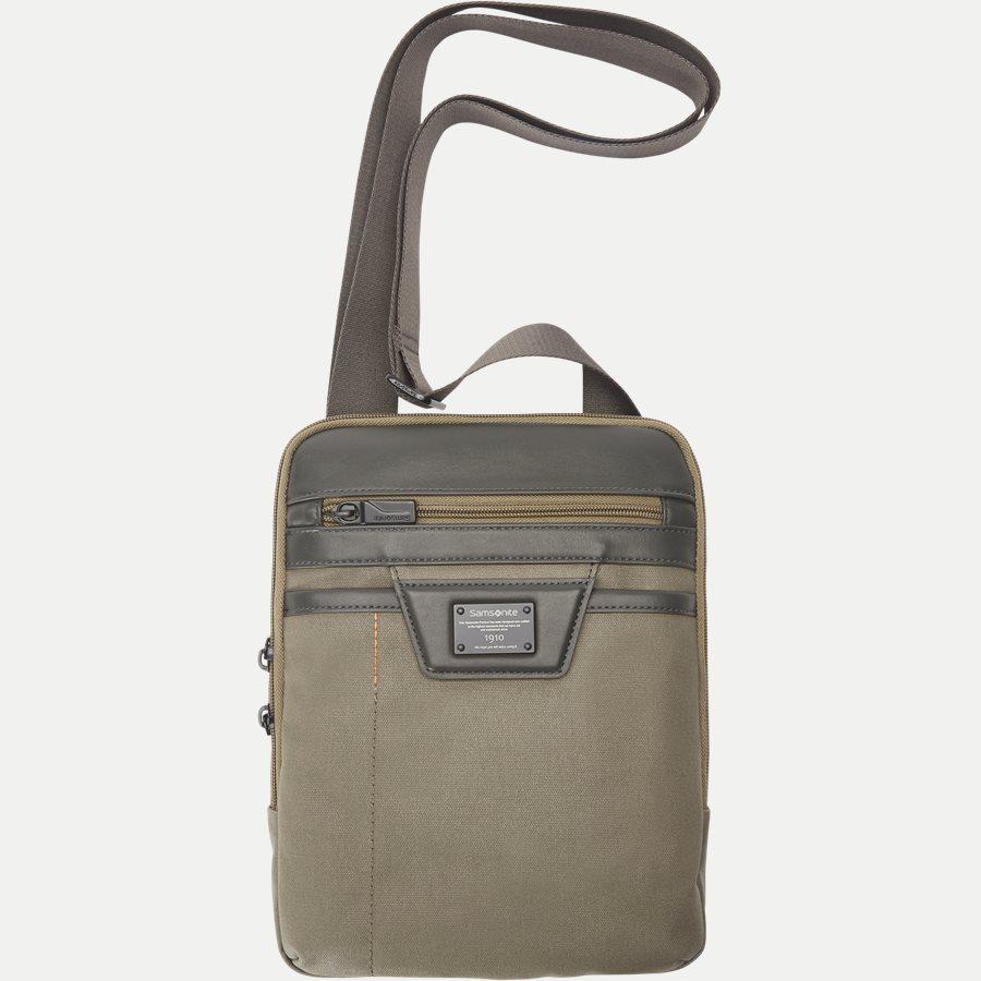 63N03002-9,7 - Zenith Crossover Bag - Tasker - OLIVEN - 1