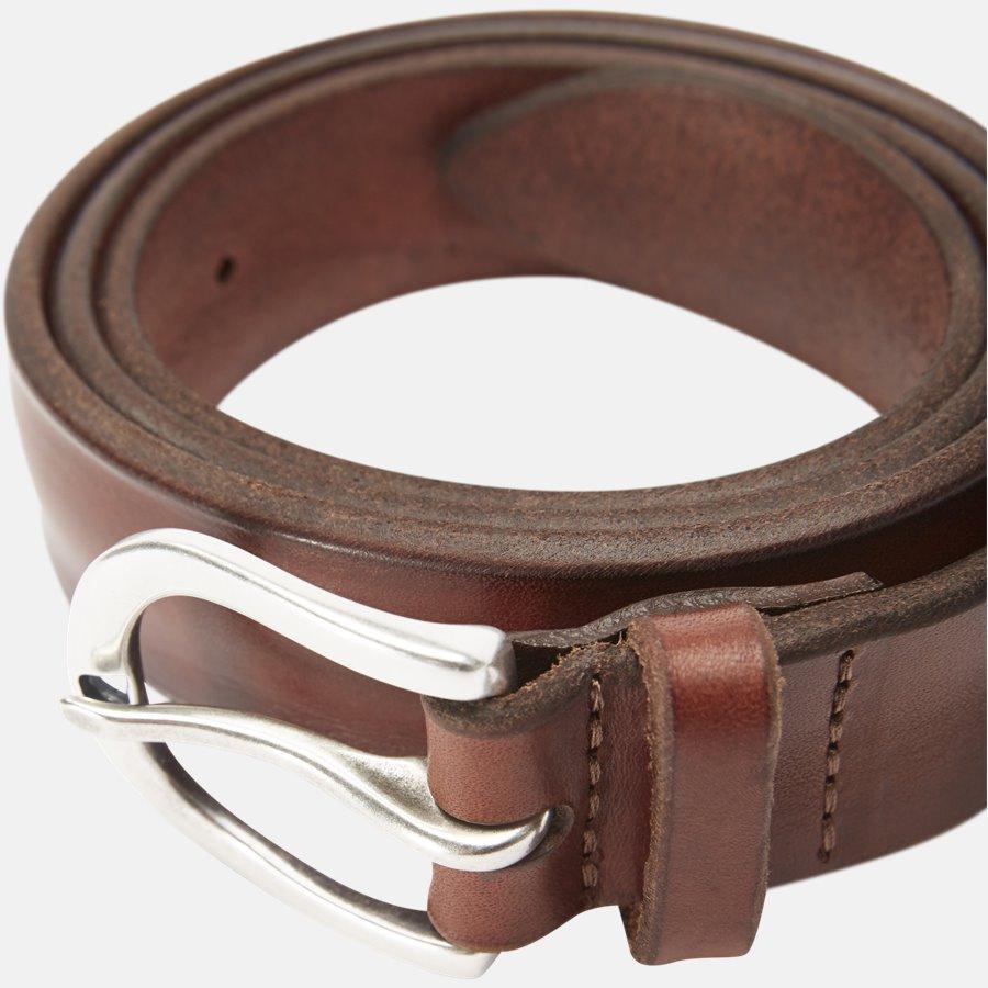 UO7711 - Belts - BROWN - 2