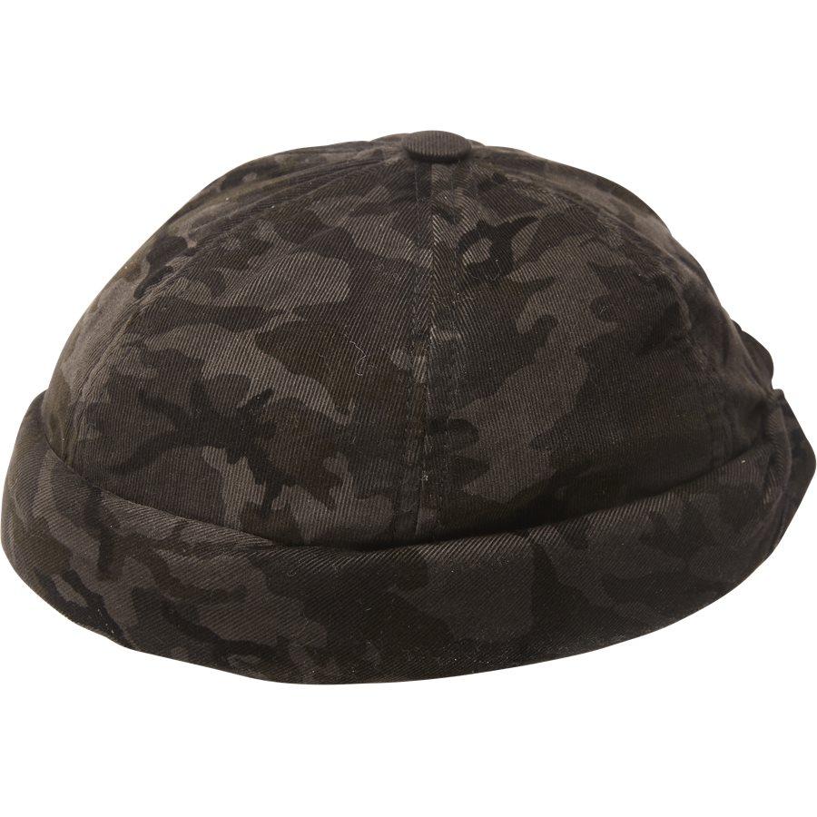 MIKI C - Miki C Hat - Caps - CAMO - 1