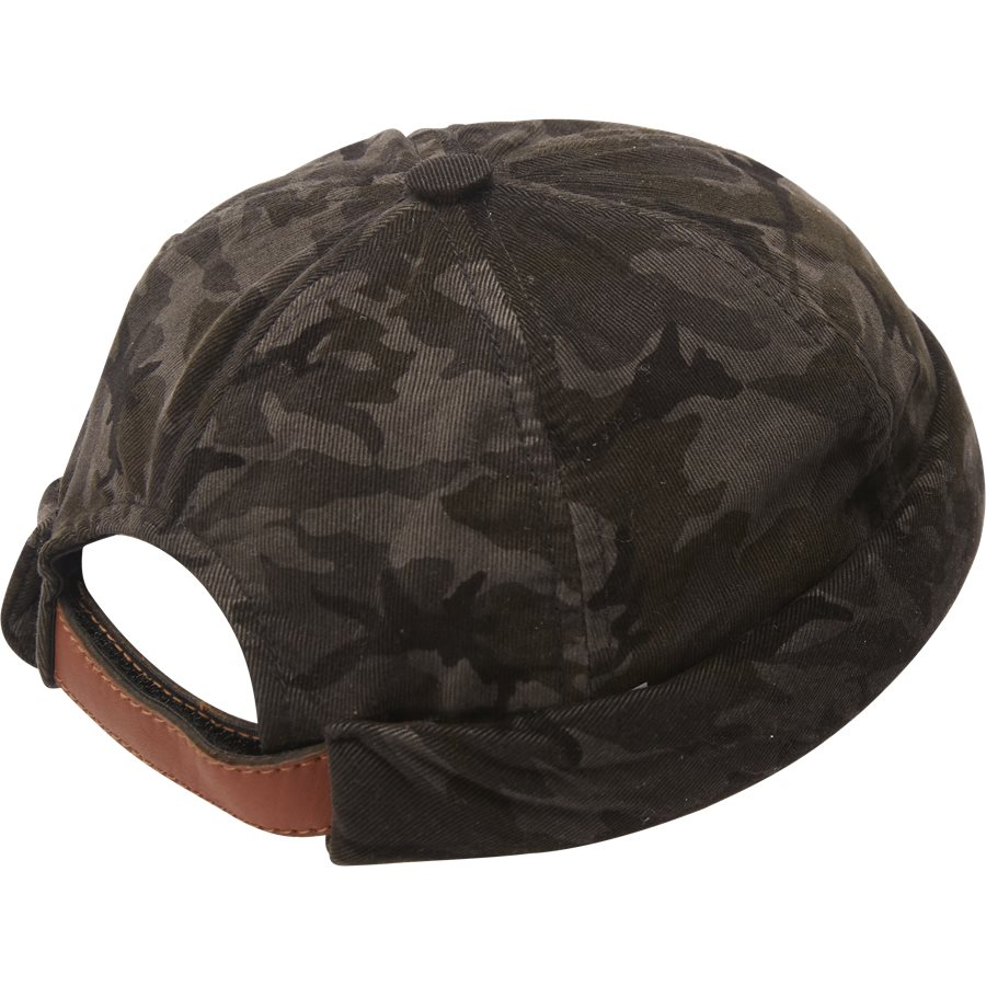 MIKI C - Miki C Hat - Caps - CAMO - 2