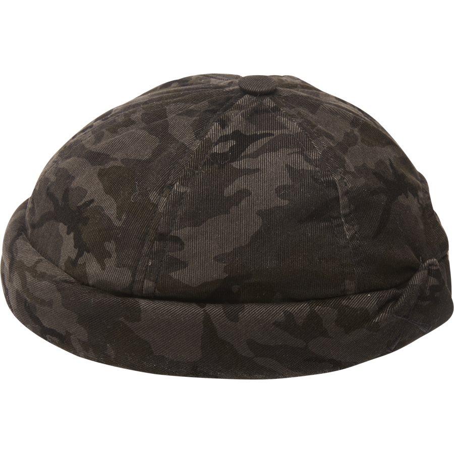 MIKI C - Miki C Hat - Caps - CAMO - 3