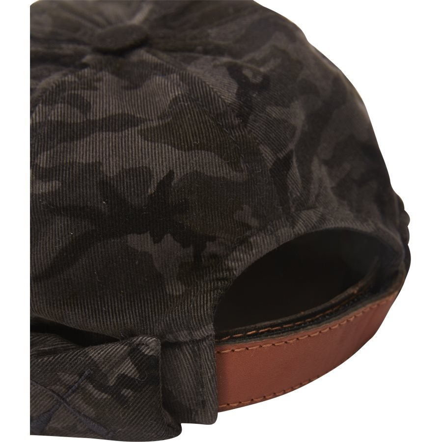 MIKI C - Miki C Hat - Caps - CAMO - 5
