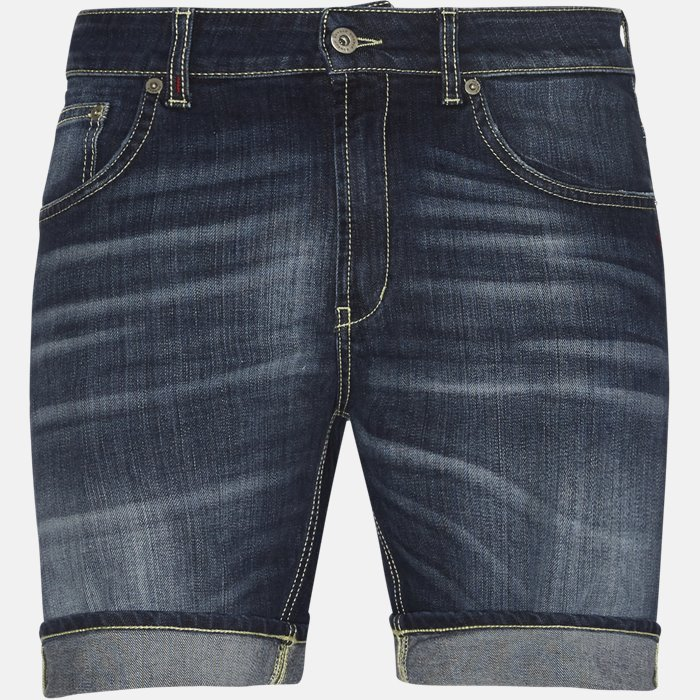 Shorts - Regular fit - Denim