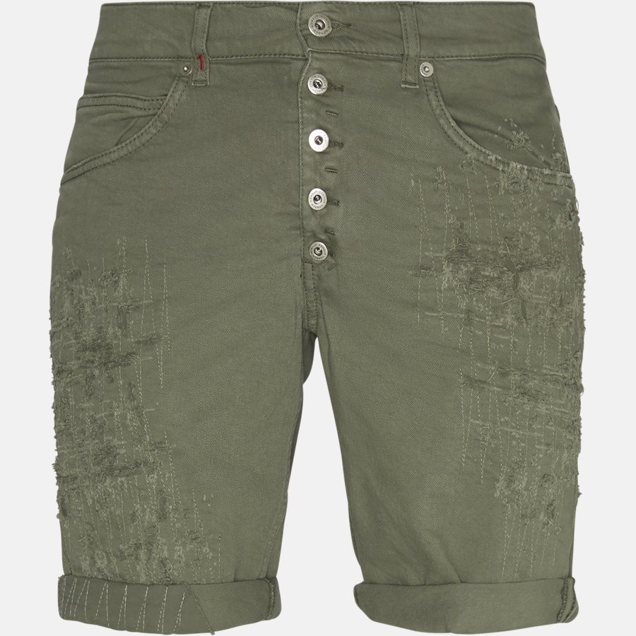 UP334 BS015X S14 - shorts - Shorts - Regular fit - OLIVE - 1