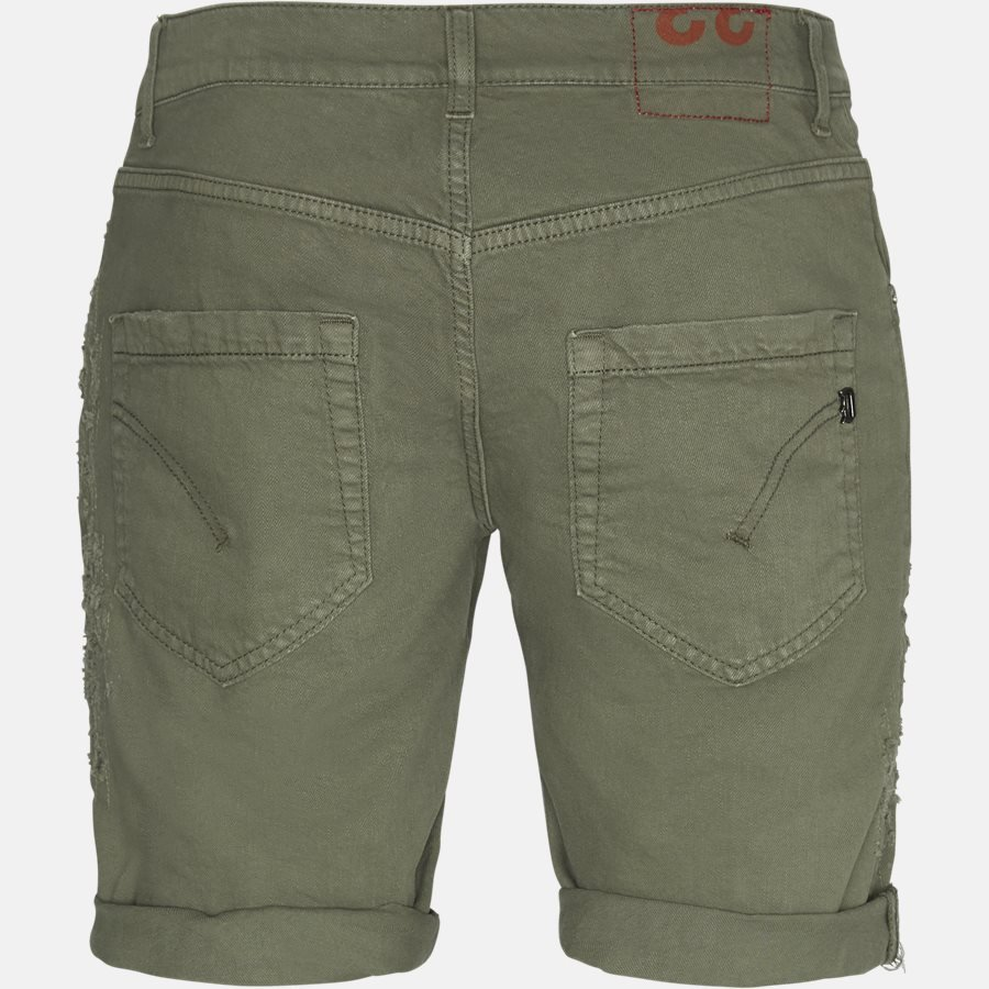 UP334 BS015X S14 - shorts - Shorts - Regular fit - OLIVE - 2