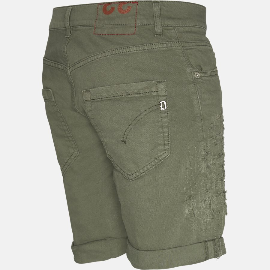 UP334 BS015X S14 - shorts - Shorts - Regular fit - OLIVE - 3