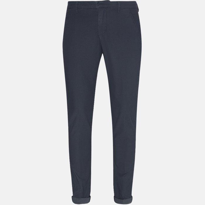 bukser - Bukser - Slim - Blå