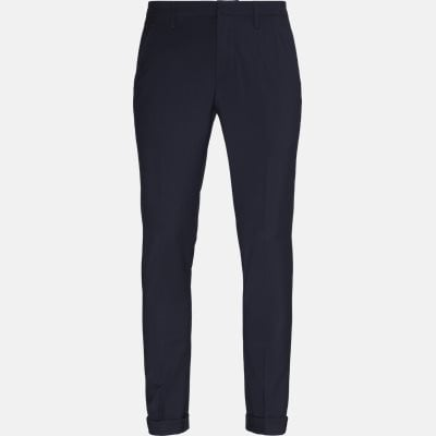 Slim | Trousers | Blue