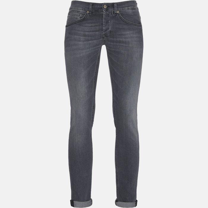 Jeans - Jeans - Skinny fit - Grå