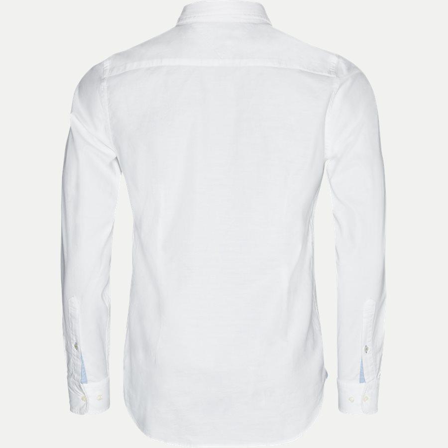 CORE STRETCH SLIM OXFORD - Core Stretch Oxford Skjorte - Skjorter - Slim - HVID - 2