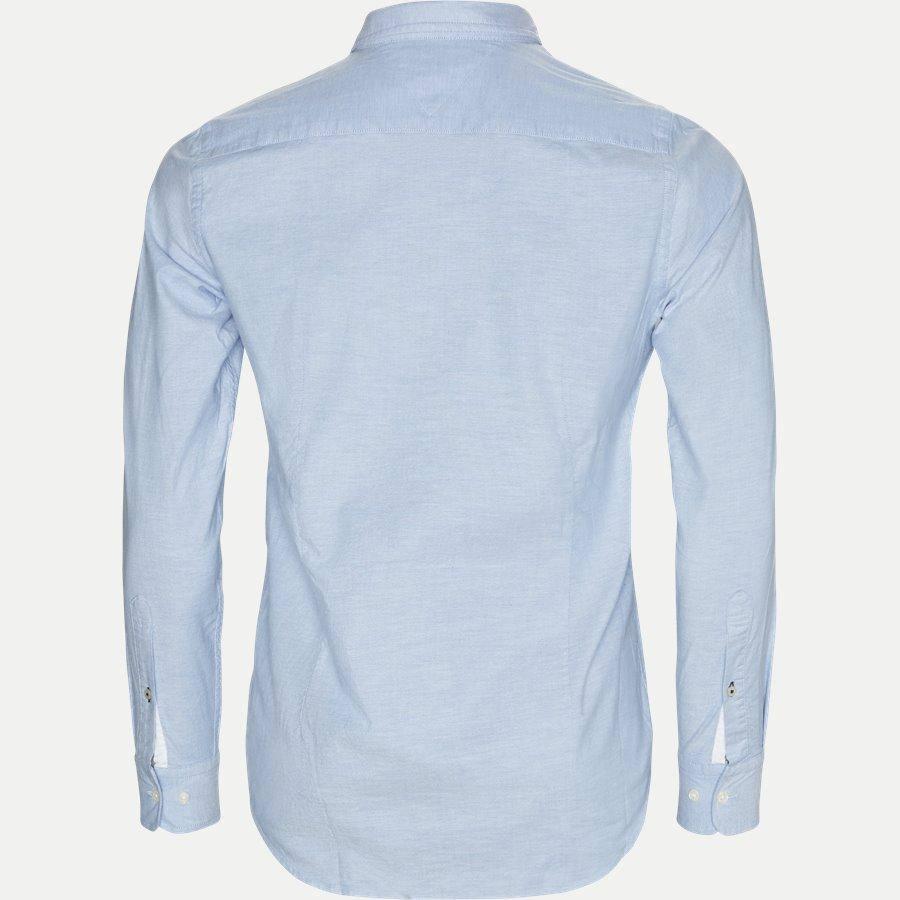 CORE STRETCH SLIM OXFORD - Core Stretch Oxford Skjorte - Skjorter - Slim - LYSBLÅ - 2