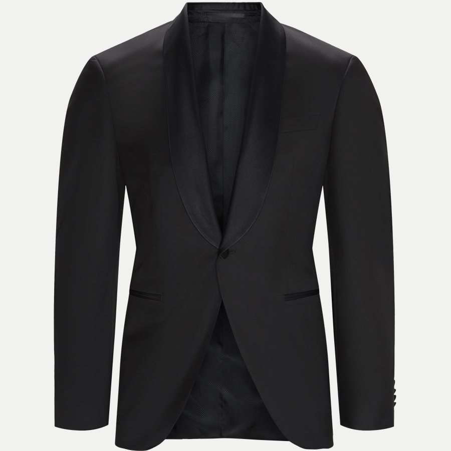 50379909 JEFRON_CYL - Jefron_CYL Smoking Jakke - Blazer - Regular - SORT - 1
