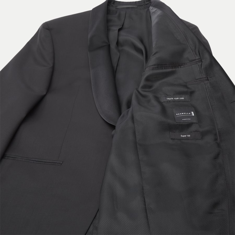50379909 JEFRON_CYL - Jefron_CYL Smoking Jakke - Blazer - Regular - SORT - 8
