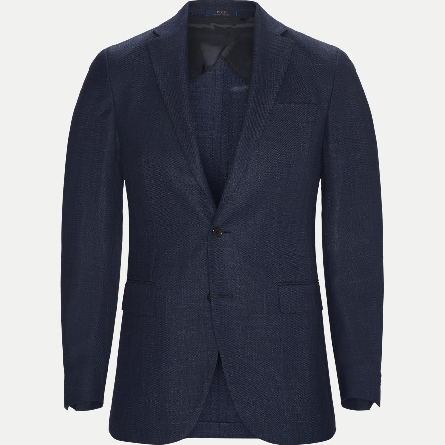 715648823 - Morgan Textured Soft Sportscoat - Blazer - Slim - NAVY - 1