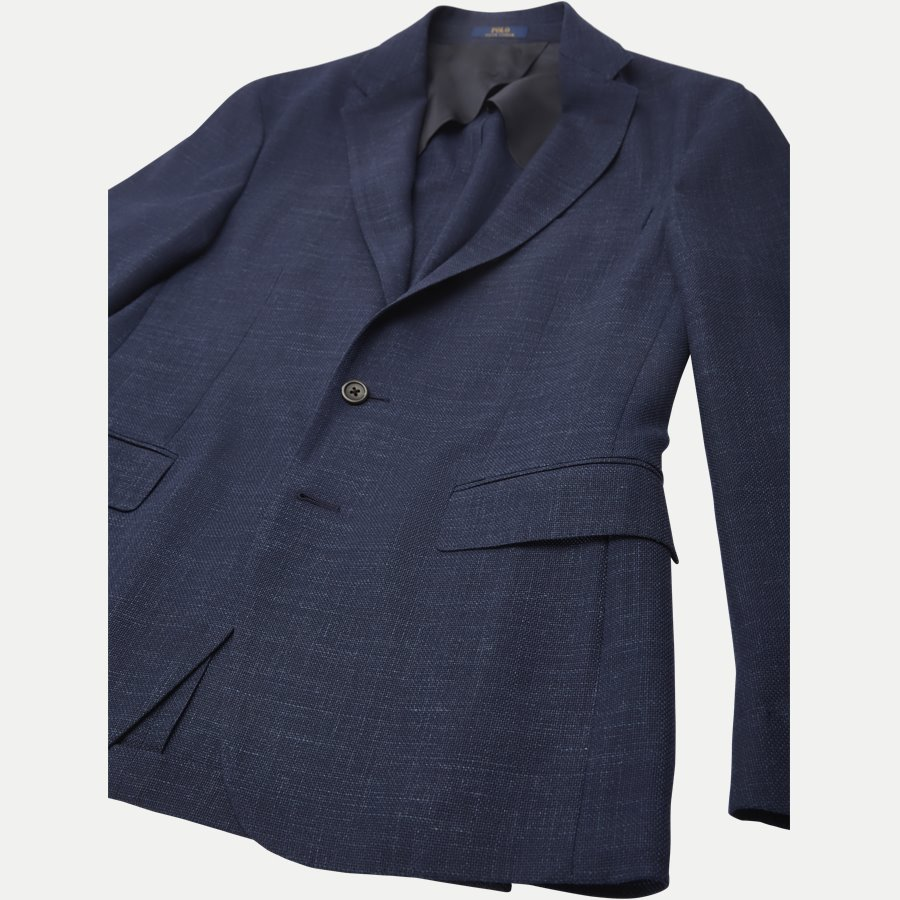 715648823 - Morgan Textured Soft Sportscoat - Blazer - Slim - NAVY - 5