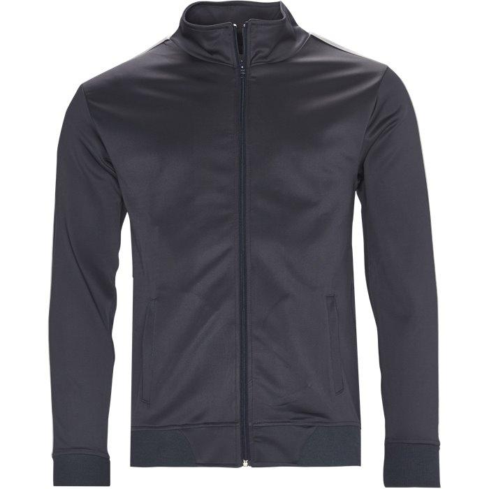 Tjek Tux - Sweatshirts - Regular - Grå