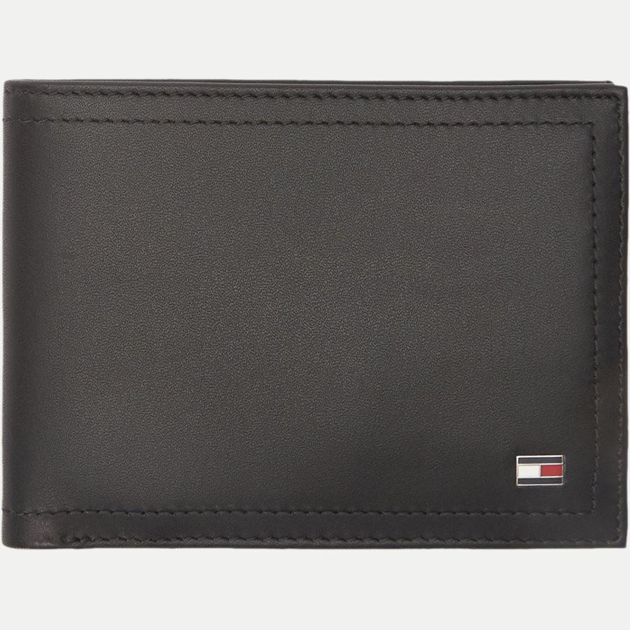 AMOAM02713 HO HARRY  - Ho Harry Leather Wallet - Accessories - SORT - 1