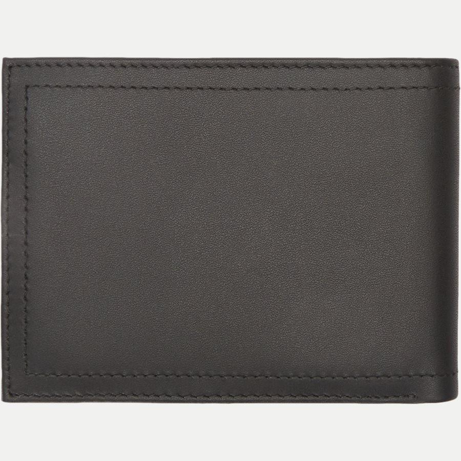 AMOAM02713 HO HARRY  - Ho Harry Leather Wallet - Accessories - SORT - 2