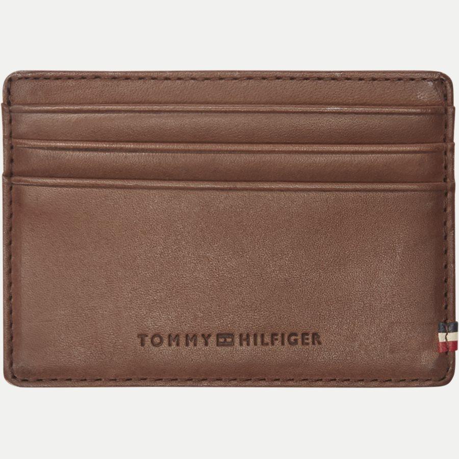 AM0AM02712 HO TH BURNISHED - Gift Box - Kortholder og Skohorn/Nøglering - Accessories - BRUN - 3