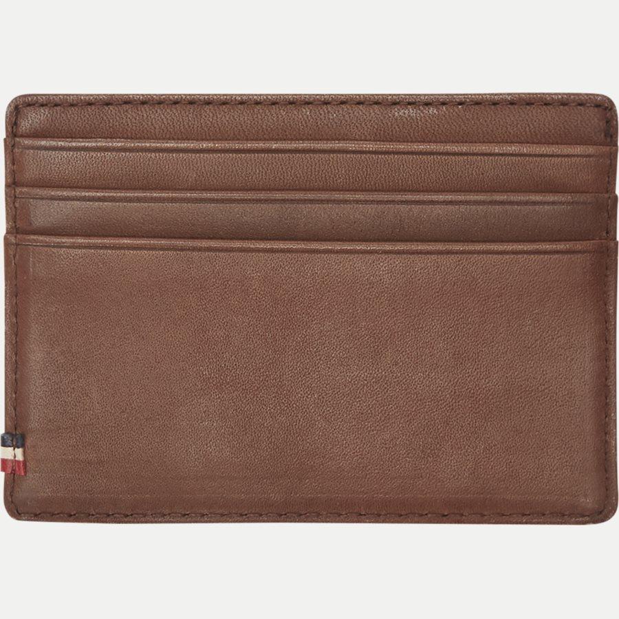 AM0AM02712 HO TH BURNISHED - Gift Box - Kortholder og Skohorn/Nøglering - Accessories - BRUN - 4