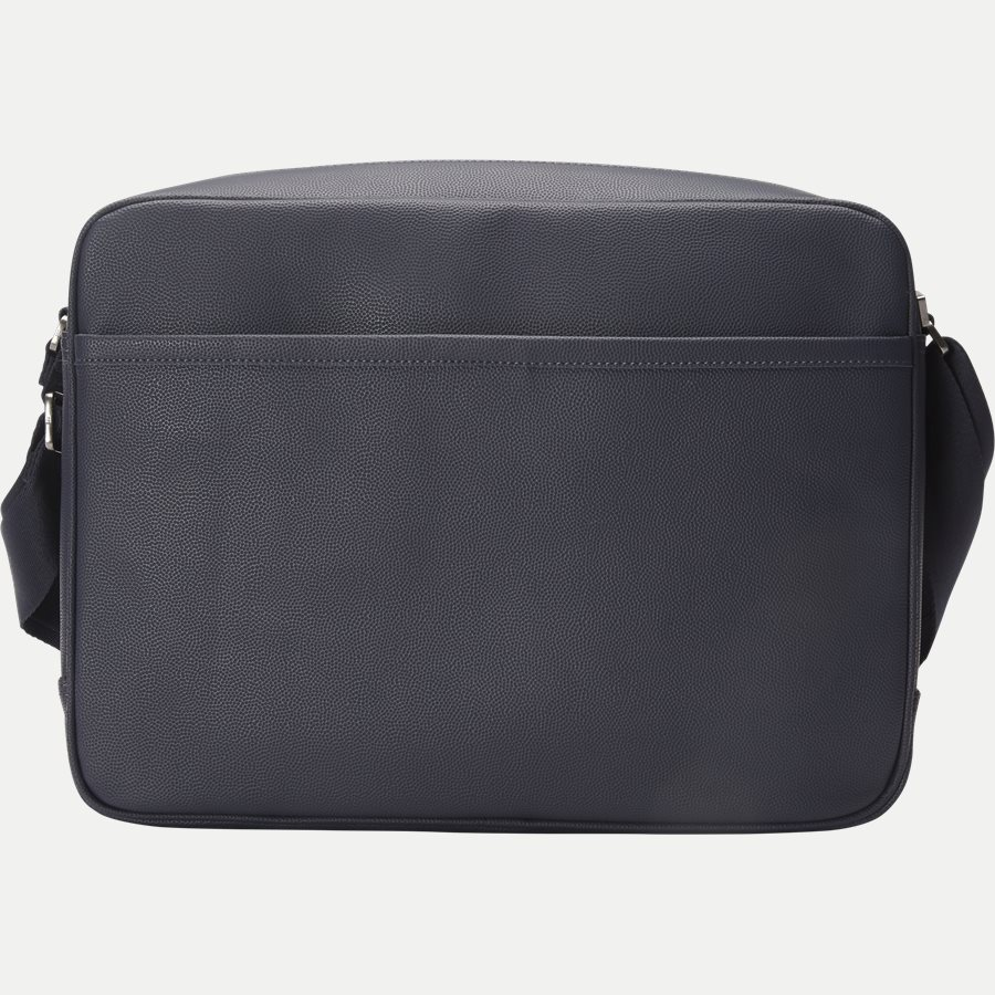 AM0AM02695 ESENTAIL - Esentail Leather Bag - Tasker - NAVY - 3
