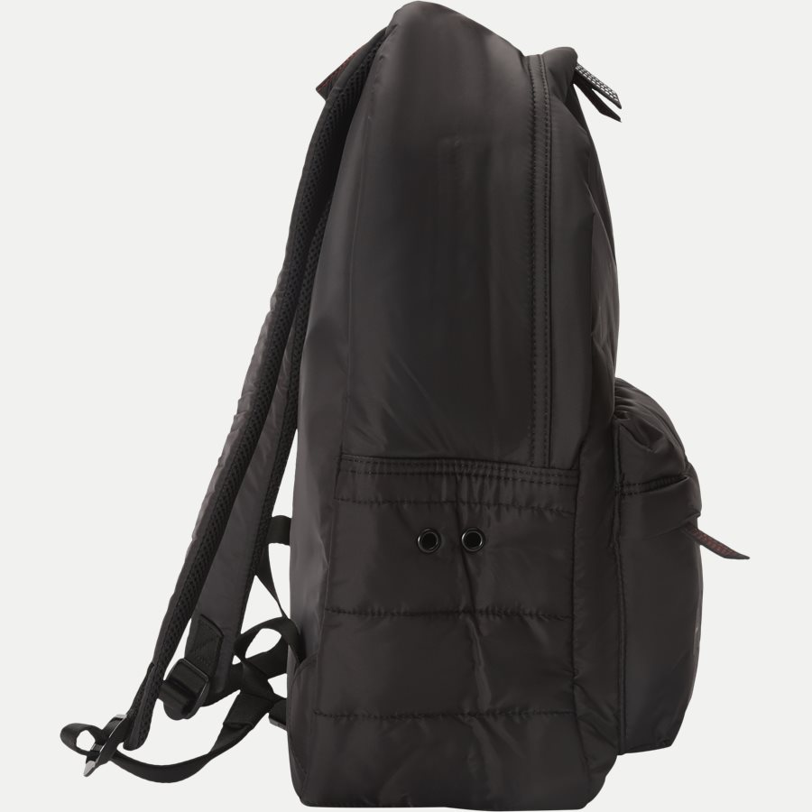 AM0AM02819 LIGHT NYLON - Light Nylon Back Pack - Tasker - SORT - 4