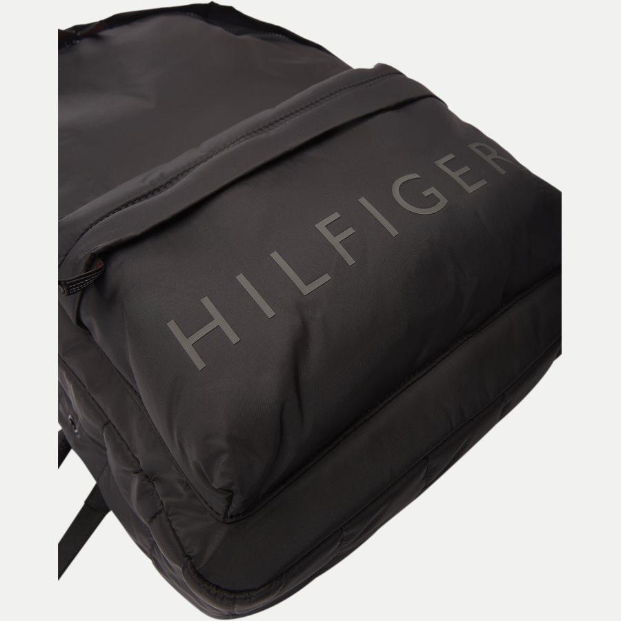 AM0AM02819 LIGHT NYLON - Light Nylon Back Pack - Tasker - SORT - 5
