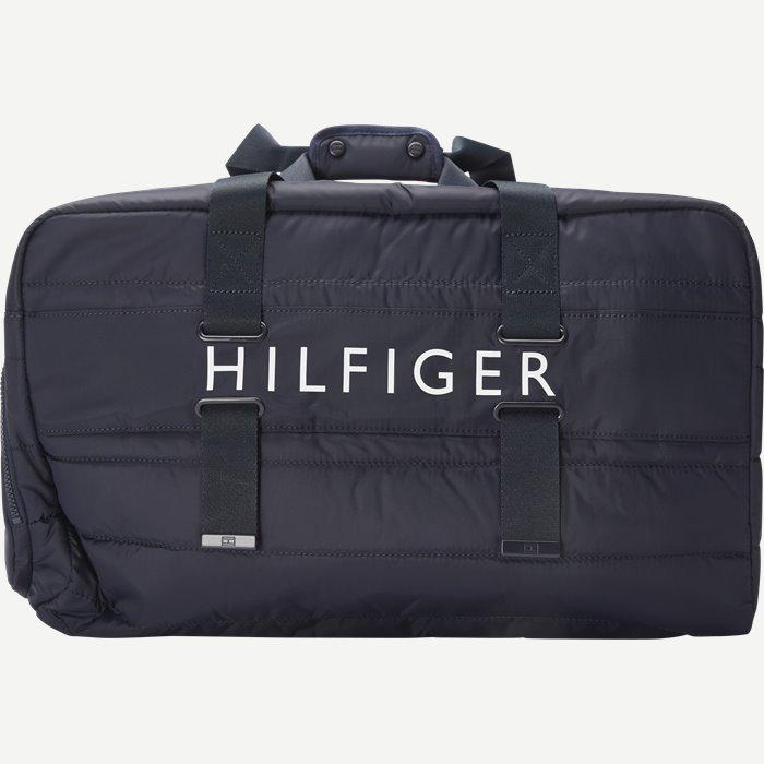 Light Nylon Duffle Bag - Tasker - Blå