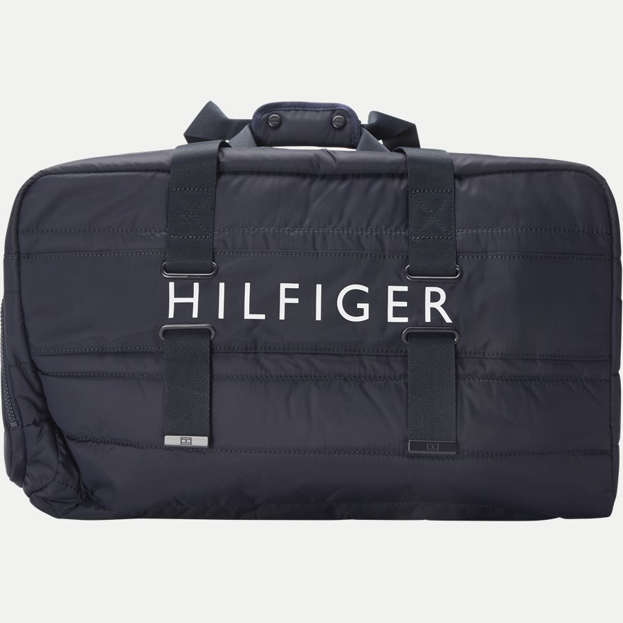 AM0AM02820 LIGHT NYLON DUFFLE - Light Nylon Duffle Bag - Tasker - NAVY - 1