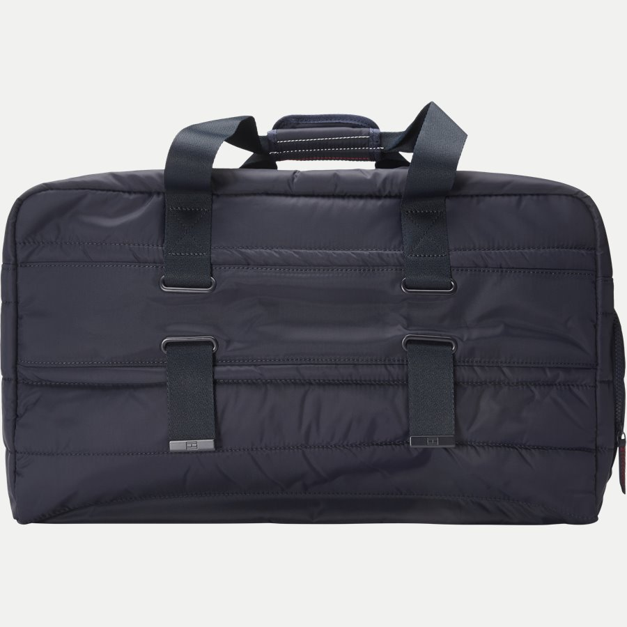 AM0AM02820 LIGHT NYLON DUFFLE - Light Nylon Duffle Bag - Tasker - NAVY - 3