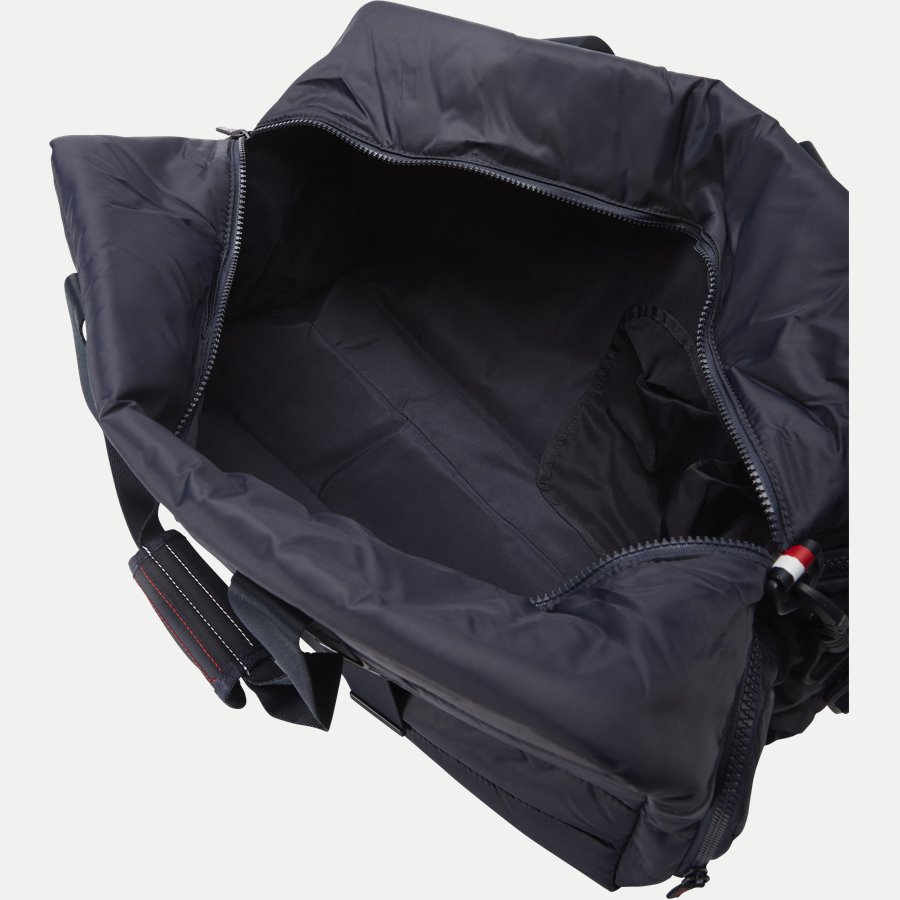 AM0AM02820 LIGHT NYLON DUFFLE - Light Nylon Duffle Bag - Tasker - NAVY - 9