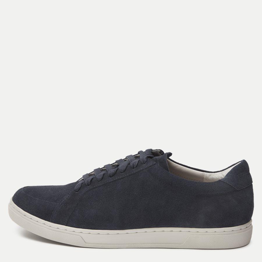 U62516024 ARNE S - Arne S Ruskind Sneaker - Sko - NAVY - 1