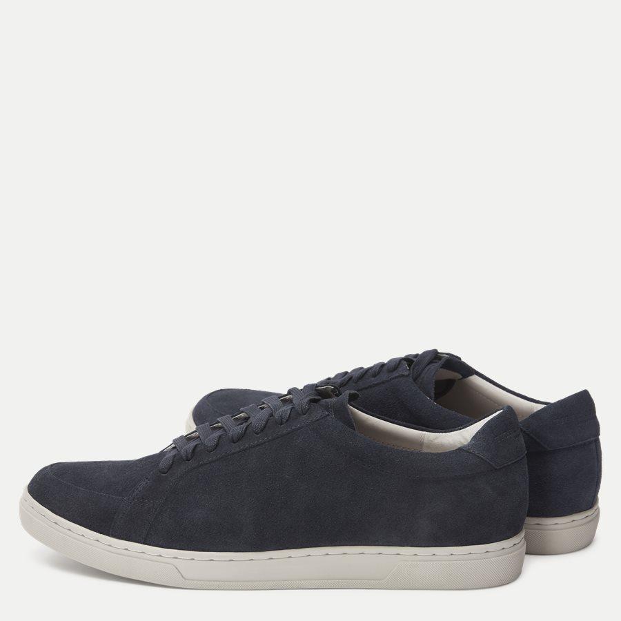 U62516024 ARNE S - Arne S Ruskind Sneaker - Sko - NAVY - 3