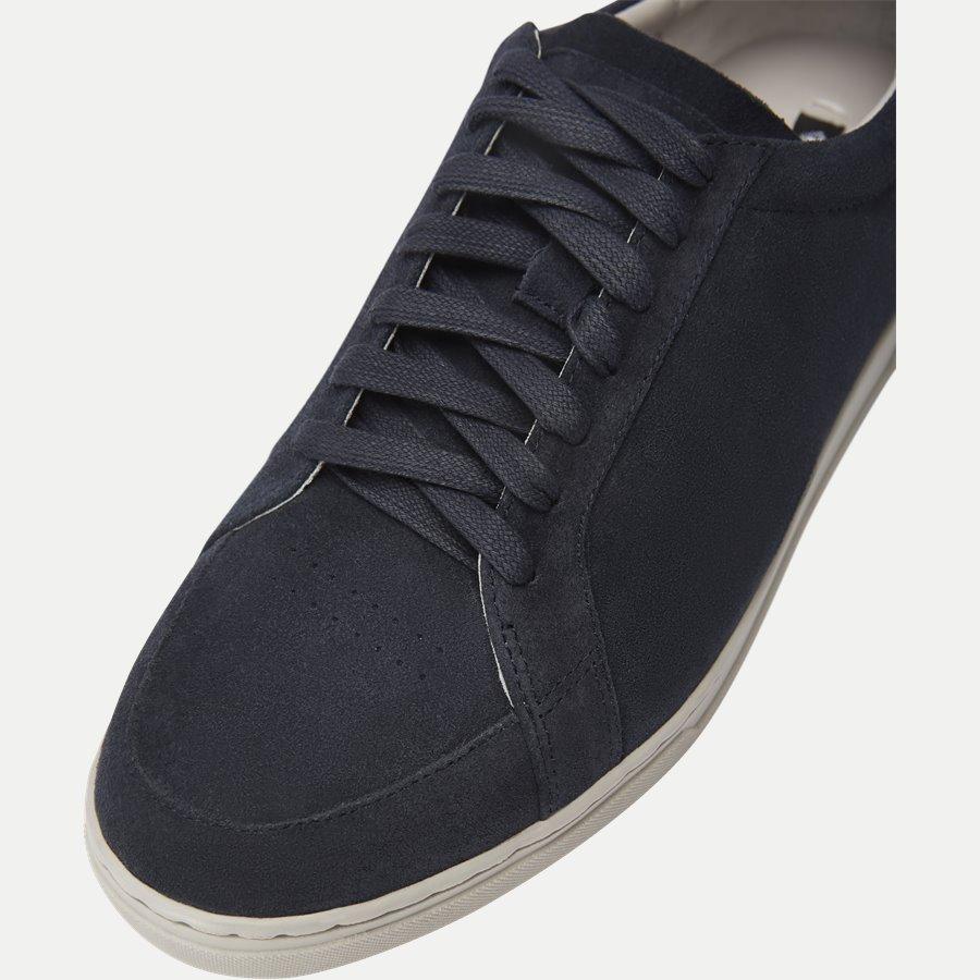 U62516024 ARNE S - Arne S Ruskind Sneaker - Sko - NAVY - 10