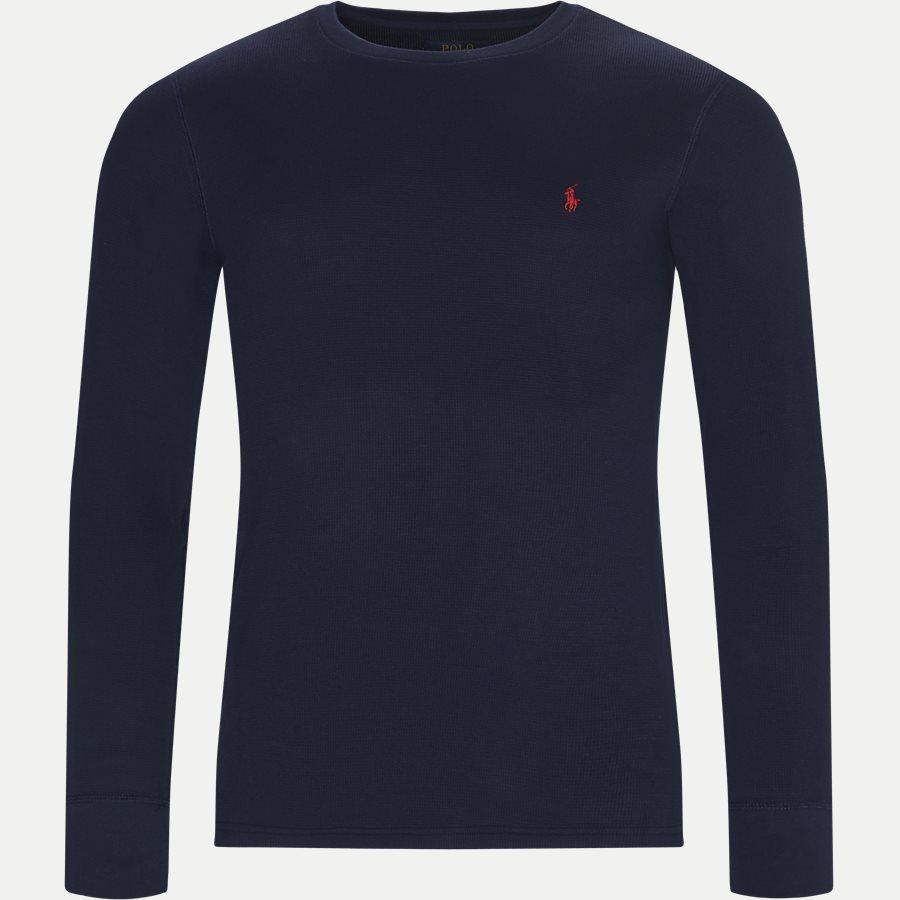 714687799 - Long Sleeve T-shirt - T-shirts - Regular - NAVY - 1