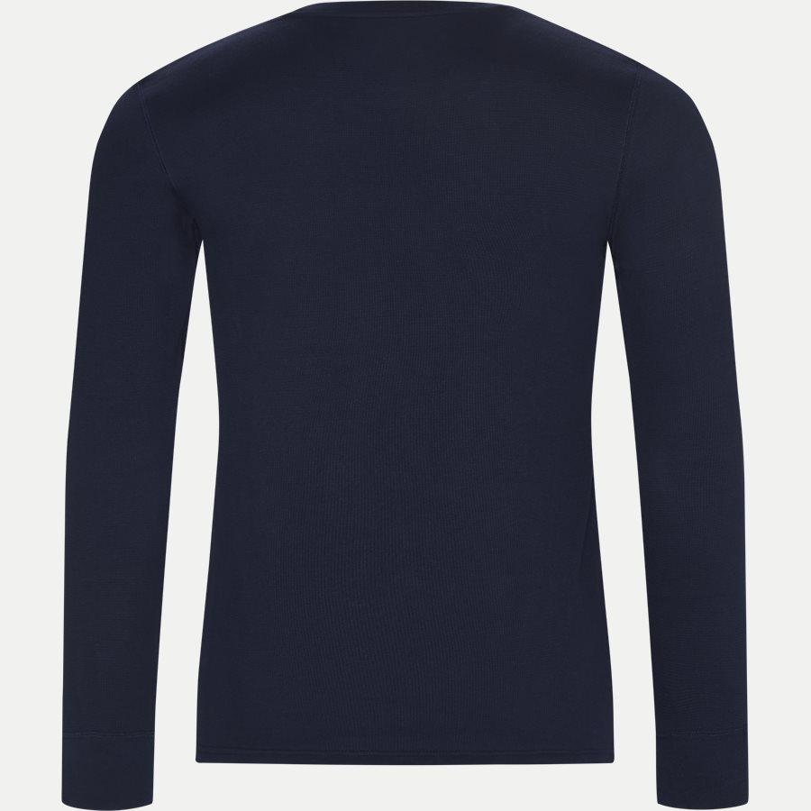 714687799 - Long Sleeve T-shirt - T-shirts - Regular - NAVY - 2