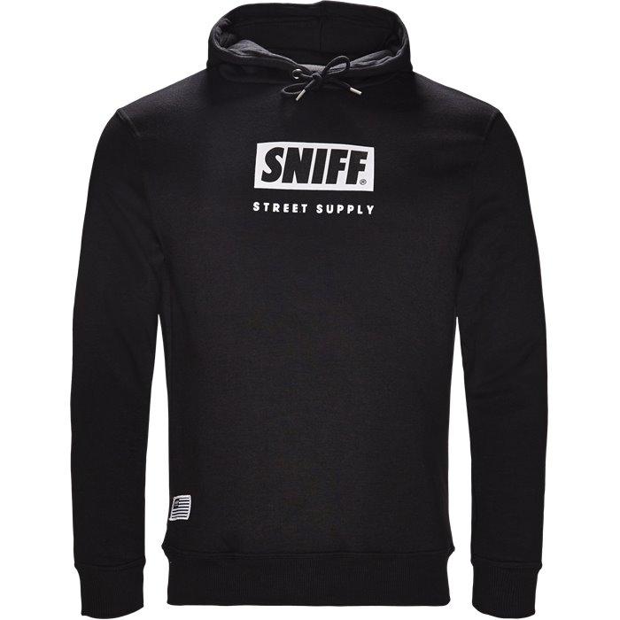 Arizona - Sweatshirts - Regular - Sort