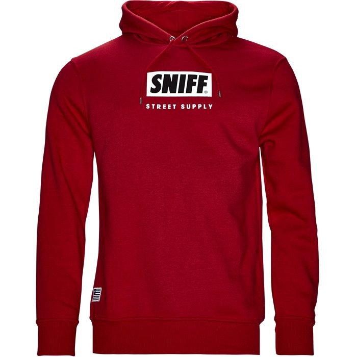 Arizona - Sweatshirts - Regular - Rød