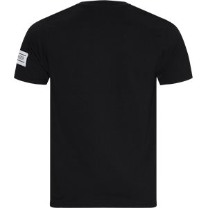 Vento T-shirt Regular | Vento T-shirt | Sort