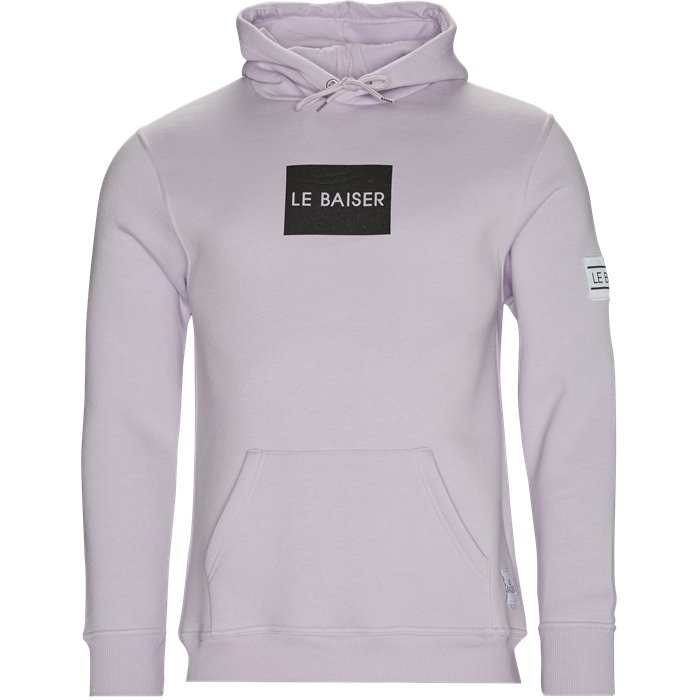 Chateaux - Sweatshirts - Regular - Lilla