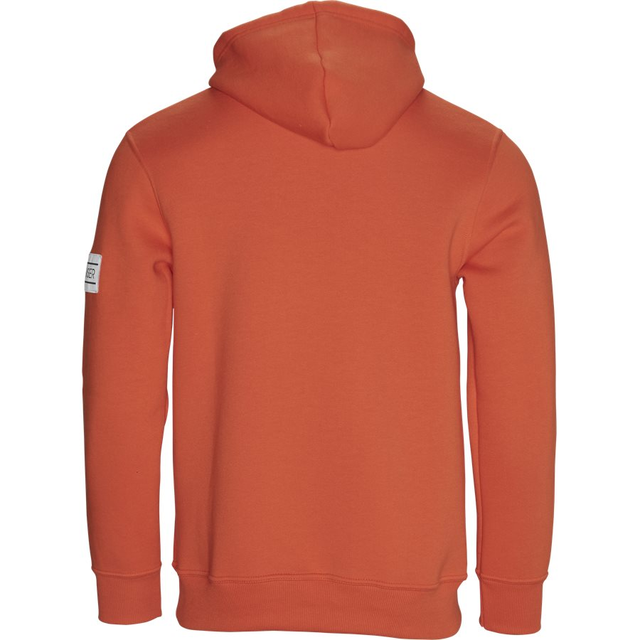CHATEAUX - Chateaux - Sweatshirts - Regular - ORANGE - 2