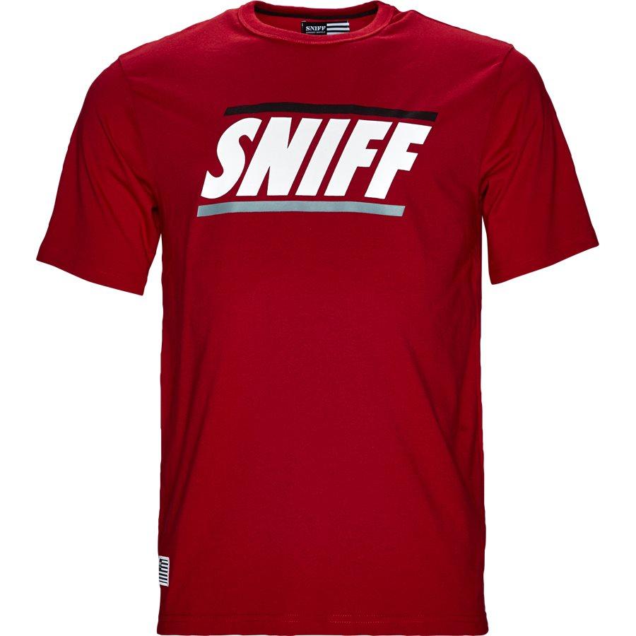 OREGON - Oregon - T-shirts - Regular - RED - 1