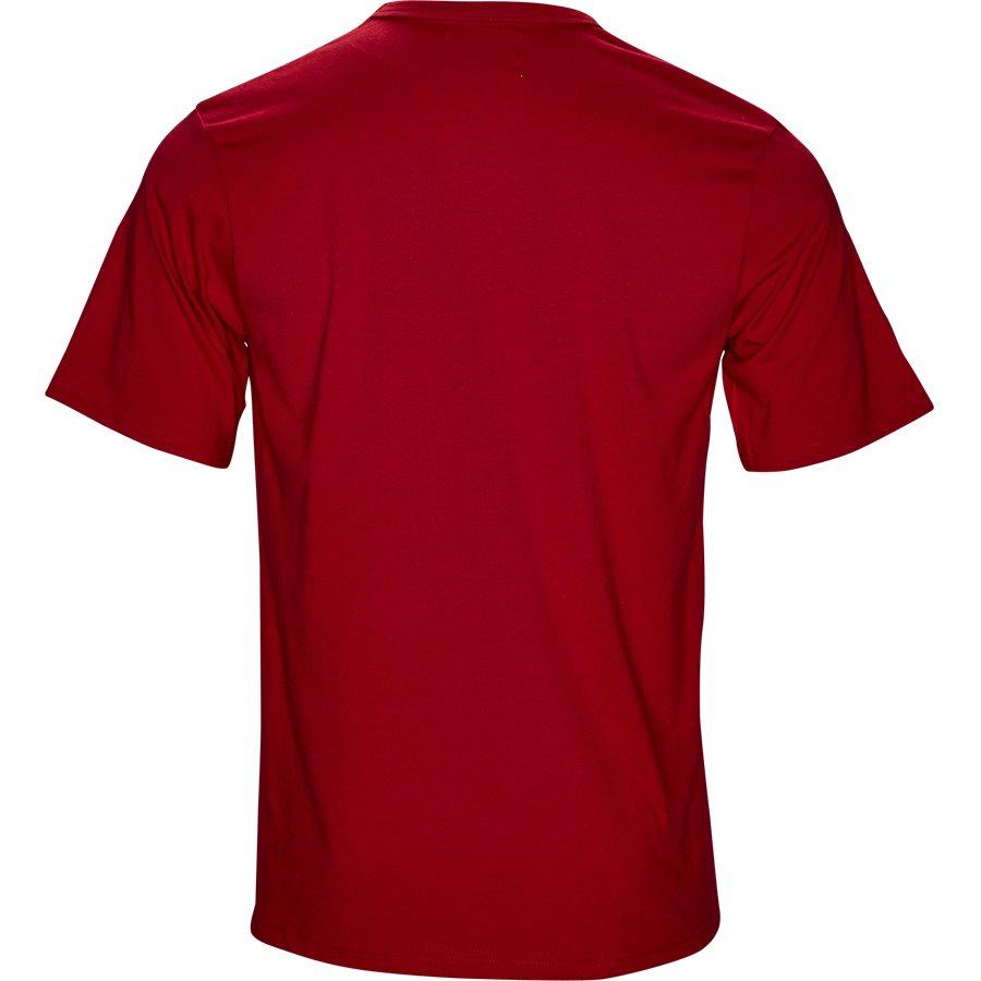 OREGON - Oregon - T-shirts - Regular - RED - 2