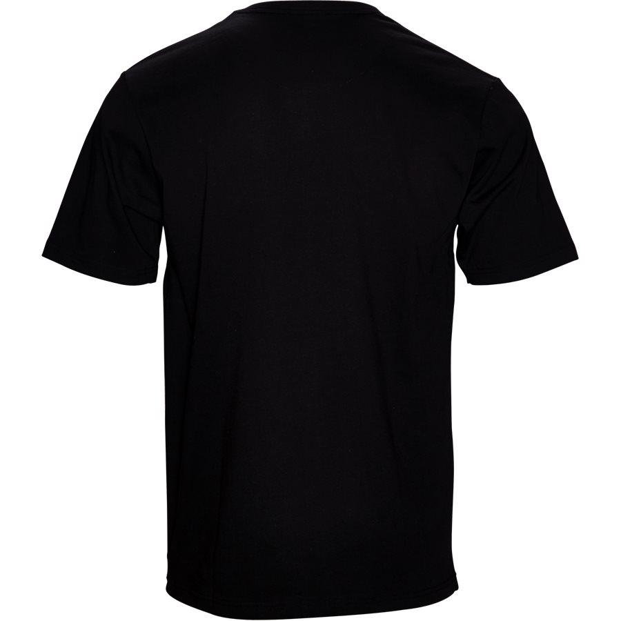 CHIBA - Chiba - T-shirts - Regular - BLACK - 2