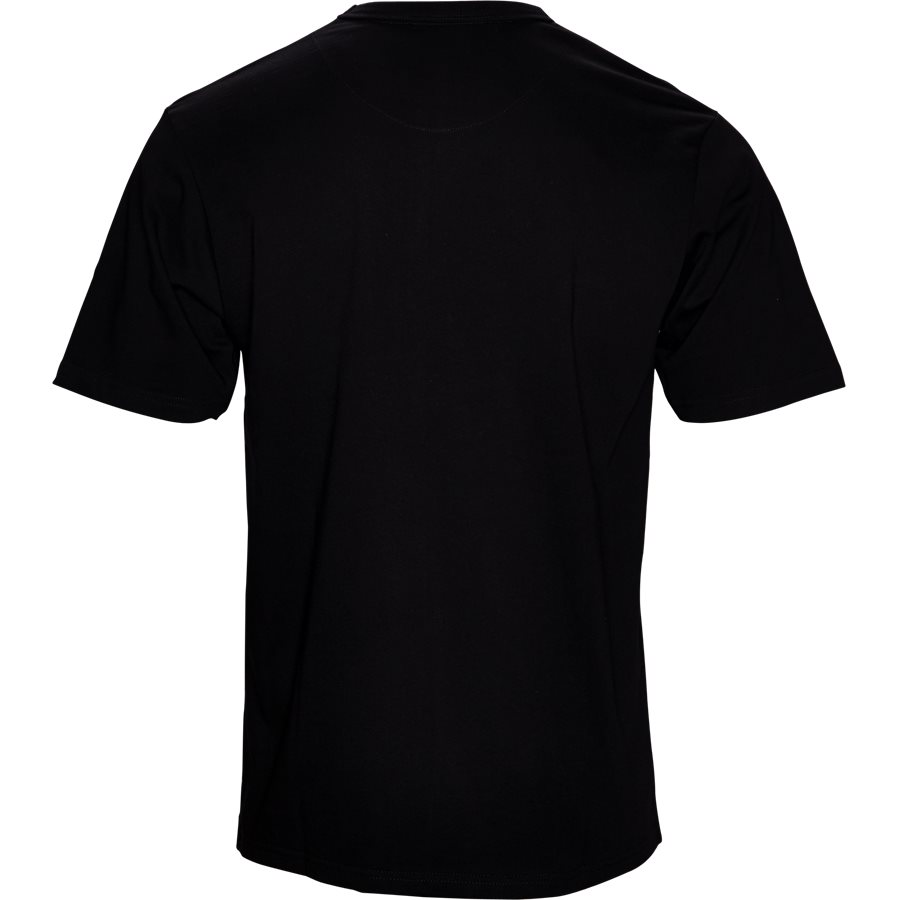 IDAHO - Idaho - T-shirts - Regular - BLACK - 2