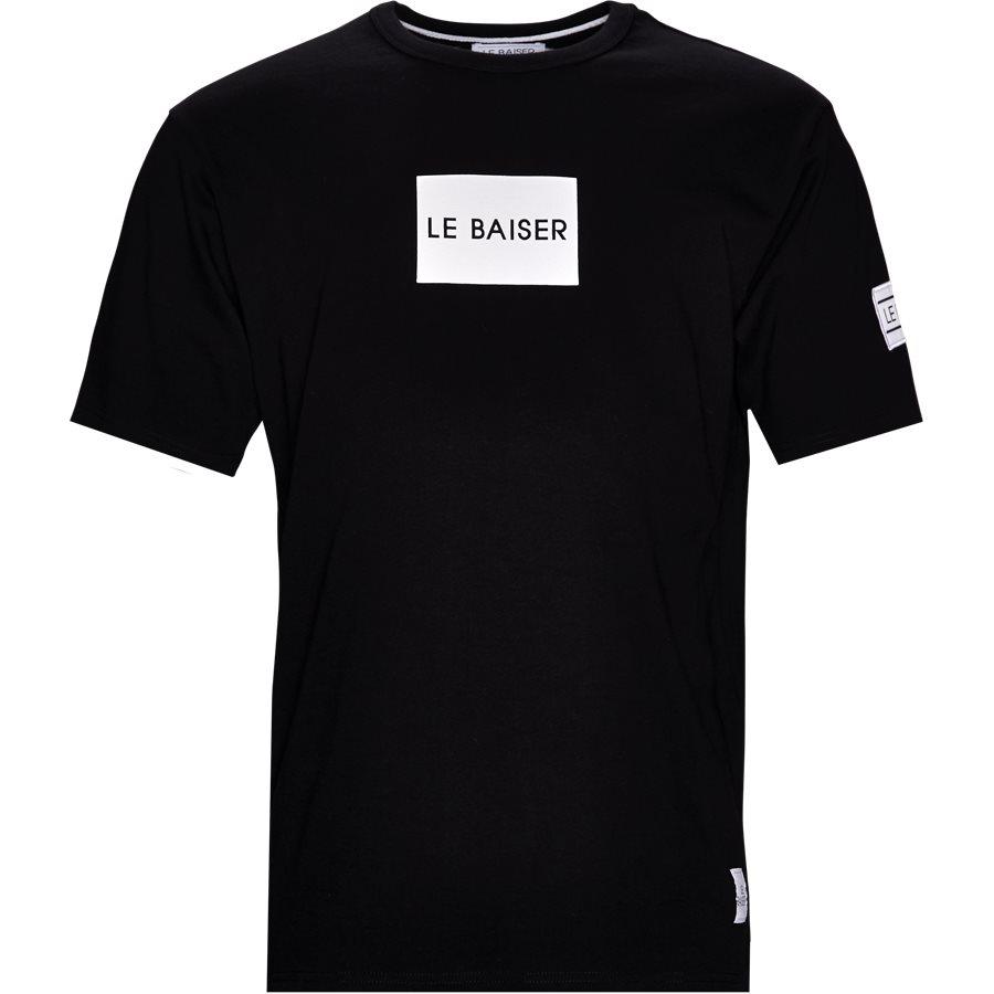 GUIGAL - Guigal - T-shirts - Regular - BLACK - 1